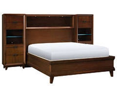 R&F King Sized Bed, less than 2 years old (with mattress)