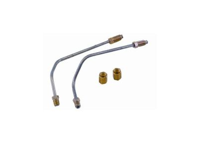 "Sell Jeep Wrangler YJ 6"" Front Brake Line Extensions Pre-Bent for YJ motorcycle in Sandy, Utah, US, for US $24.99"