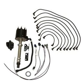 Purchase NIB Pleasurecraft Ignition Distributor Kit GM V8 Delco EST w/Wires & Coil motorcycle in Hollywood, Florida, United States, for US $595.95