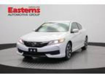 Used 2016 Honda Accord Coupe White Orchid Pearl, 22.9K miles