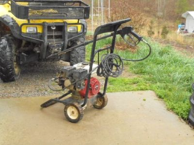 Honda 5.0 HP 2400 PSI Pressure Washer