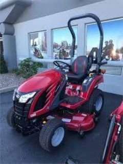 2018 Mahindra eMax 20S HST Compact Tractors Wilkes Barre, PA
