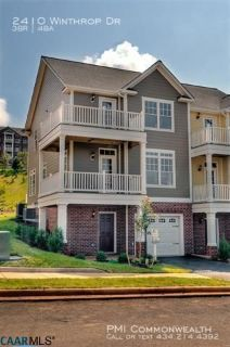 3 Bed / 4 Bath end unit townhome