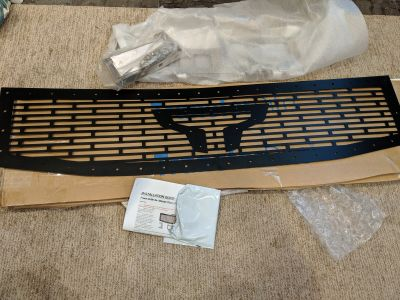 Beans New 2004-2015 Nissan Titan replacement front grill
