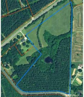 9669 Foil Road Mount Pleasant, Nice partially wooded acreage