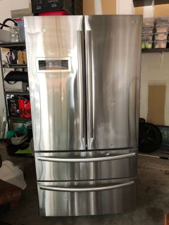 Bosch/Midea Stainless Steel Refrigerator