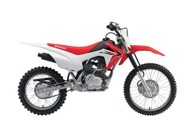 2018 Honda CRF125F (Big Wheel) Competition/Off Road Motorcycles Lakeport, CA