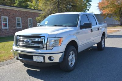 2013 Ford F-150 King Ranch (Gray)