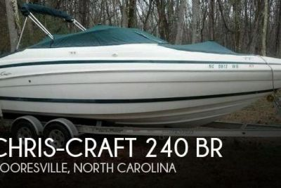 1999 Chris Craft 240 BR