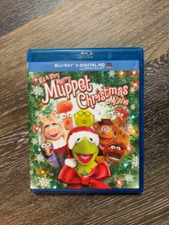 A Very Merry Muppets Christmas