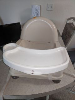 Toddler booster seat for table safety first