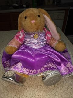Build a Bear Rabbit 20in. from top of ears to her feet