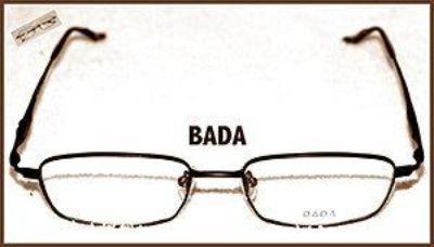 Brand New Bada Italy/Japan Designer Prescription Glasses $550.00