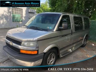 2003 Chevrolet Express Van G1500 Upfitter (Light Pewter Metallic)