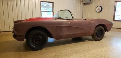 1962 Corvette Project