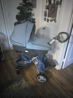 Stokke stroller in excellent condition