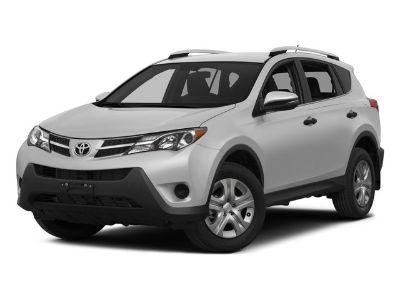 2015 Toyota RAV4 XLE (Gray)