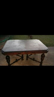 1930 Antique Dining Room Table