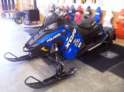 2018 Polaris 800 Switchback XCR SnowCheck Select Trail Sport Snowmobiles Center Conway, NH
