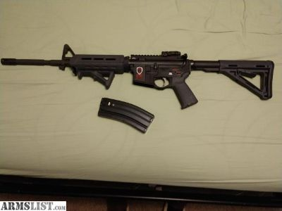 For Sale: Spikes tactical crusader AR15