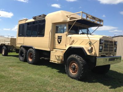 Custom Ex-Military M923 - Cargo - 6x6 - Go Anywhere - Guerrilla Rig