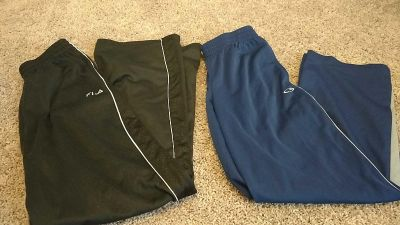 Well-loved sweatpants $3 for both size L
