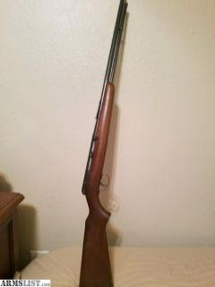For Sale: Remington .22