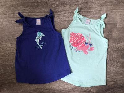 Gymboree size 5 (fit more like 4 imo)