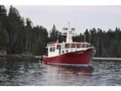 CUSTOM Tug Trawler American Made