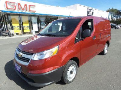 2015 Chevrolet City Express Cargo Van LS (Furnace Red)