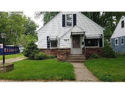 3 Bed 1 Bath Foreclosure Property in Wausau, WI 54401 - N 10th Ave