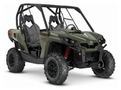 2019 Can-Am Commander DPS 800R Side x Side Utility Vehicles Cartersville, GA