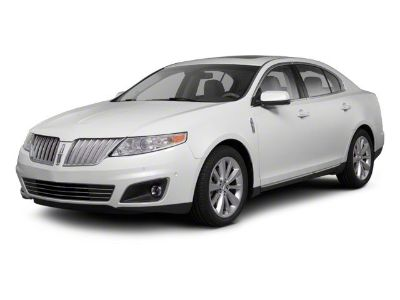 2011 Lincoln MKS EcoBoost (Sterling Grey)