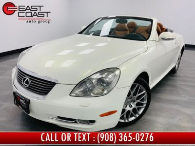 2006 Lexus SC 430 Base (White)