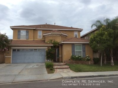 Beautiful 4 Bedroom, 4 Bath Single Family Home near Moreno Valley Mall and Costco Wholesale