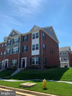 9740 Orkney Pl Waldorf Three BR, Brand new luxury townhome ready