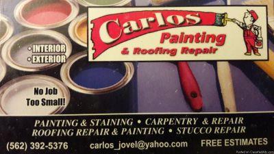 Painting interior & exterior