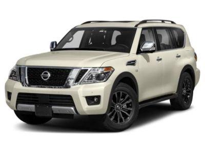 2018 Nissan Armada Platinum ()