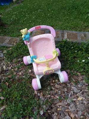 Fisher price kids baby stroller good condition