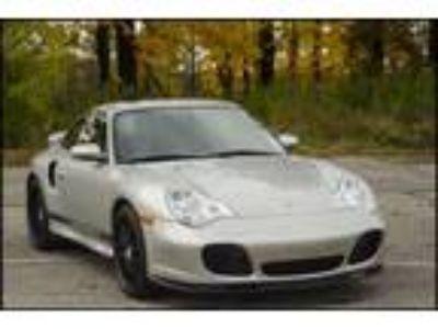 2003 Porsche 911 Turbo 6-Cyl 3.6Liter Tiptronic