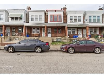 3 Bed 1 Bath Foreclosure Property in Philadelphia, PA 19120 - W Spencer St