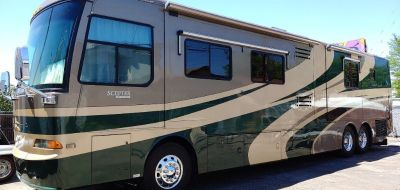 2006 Holiday Rambler 42DSQ-400 HP ISL