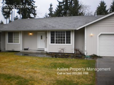 **$350 Move-In-Special**Beautiful 3 Bed 2 Bath home in Gig Harbor