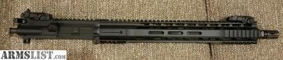 """For Sale: For Sale: Anderson AM15 Complete Upper - Upgraded 15"""" Free Float Rail"""