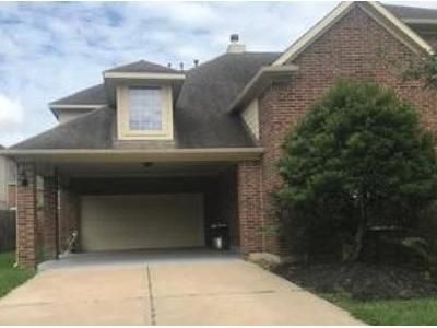 4 Bed 3 Bath Foreclosure Property in Katy, TX 77494 - Goldenport Ln