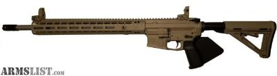 For Sale: New Custom Aero Precision M4E1 CA Compliant/Legal AR15 224 Valkyrie FDE