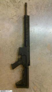 For Sale: 16 IN .223 Wylde AR-15 billet lower