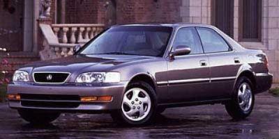 1997 Acura TL 3.2 (Green)