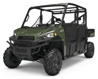 2019 Polaris Ranger Crew XP 900 Side x Side Utility Vehicles Broken Arrow, OK
