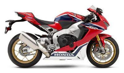 2017 Honda CBR1000RR SP Supersport Goshen, NY